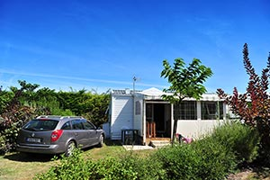 Rent a mobile home near Royan on the French Atlantic Coast